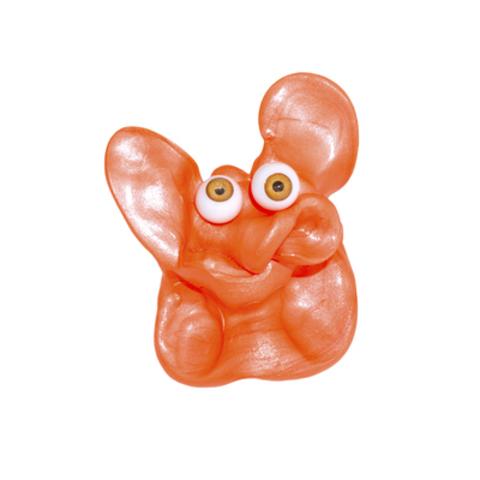 "Жвачка для рук Neogum Monster (Неогам Монстр)""Оранжевый"""