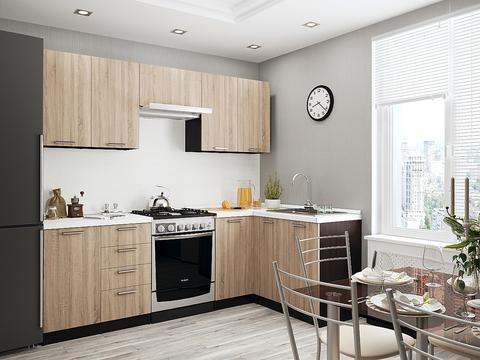 Кухонный гарнитур Брауни 2