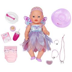 ZAPF Игрушка BABY born Кукла Фея интерактивная (822-821)