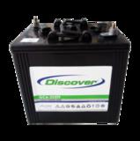 Тяговый аккумулятор Discover GC6-225TF ( 6V 225Ah / 6В 225Ач ) - фотография