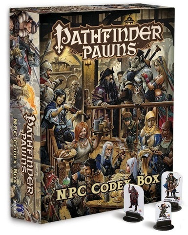 PTHF: Миниатюры NPC Codex Pawn Box
