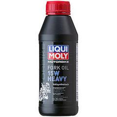 7558 LiquiMoly Синт.масло д/вилок и амортиз. Mottorad Fork Oil Heavy 15W(0,5л)