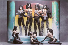 Kiss Love Gun Ficure Boxed Set