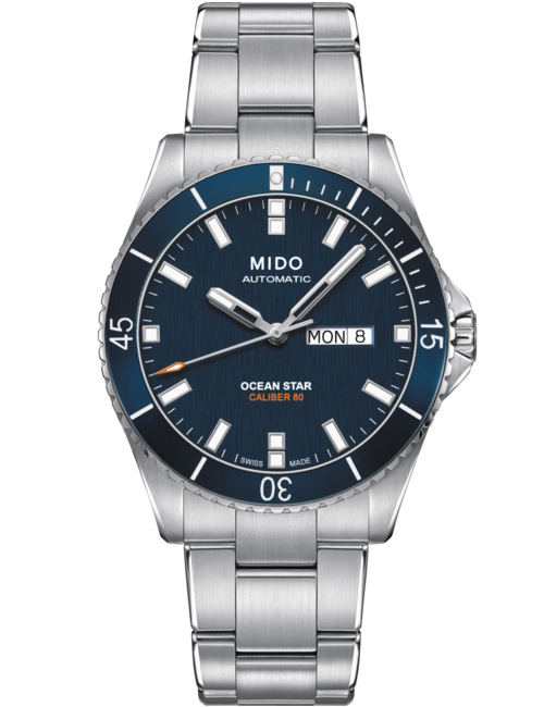 Часы мужские Mido M026.430.11.041.00 Ocean Star Captain