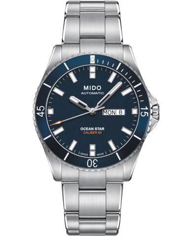 Часы мужские Mido M026.430.11.041.00 Ocean Star Captain