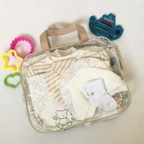 Набор одежды для новорожденных в роддом, универсал