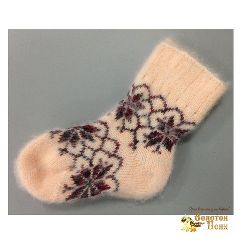 Носки шерсть (7-9) 180929-П14