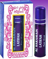 Духи натуральные масляные AL HARAMAIN  LATIFAH / Аль-харамайн латифа / жен / 10мл / ОАЭ/  Al Haramai