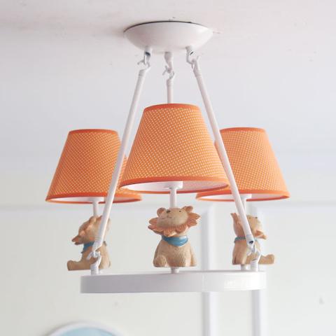 Потолочный светильник Lion by Bamboo