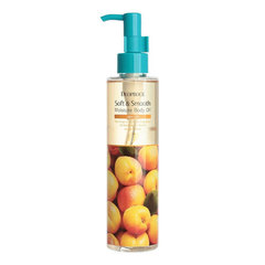 Deoproce Soft & Smooth Body Oil Apricot - Масло для тела смягчающее с абрикосом