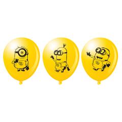 """Латексные шары """"Миньоны"""" 30 см"""