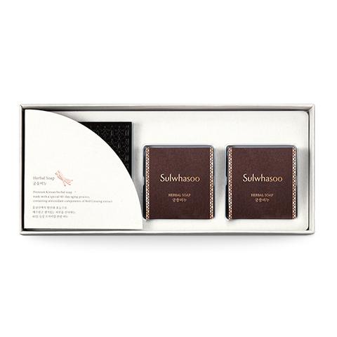 Sulwhasoo Herbal Soap (100 гр x 2)