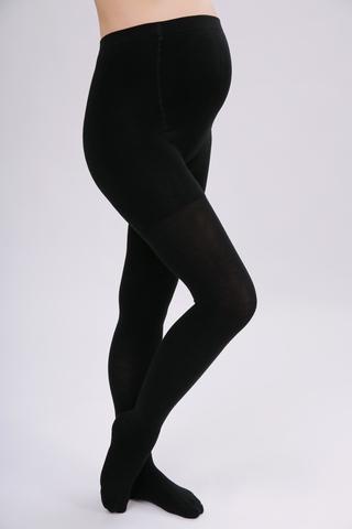Теплые колготки для беременных 450 DEN 09920 черный