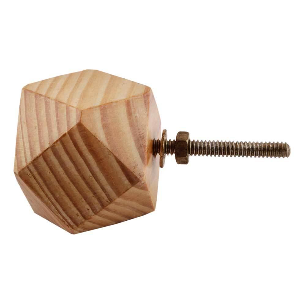 Ручка мебельная из дерева