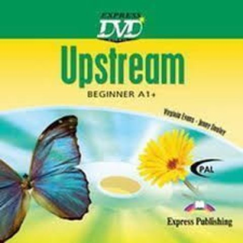 Upstream Beginner A1+. DVD - видеокурс