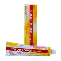 WELLA color touch relights /18 ледяной блонд 60мл (интенс.тонирование)