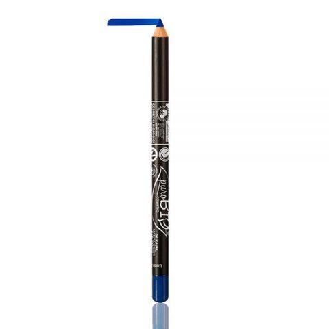 Карандаш для глаз PuroBio тон 04 электрический синий, 1,3 гр