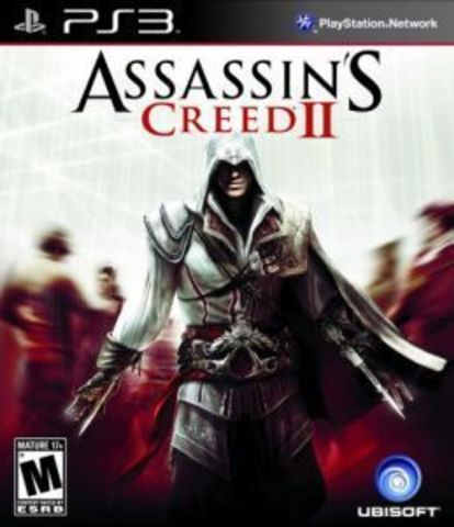 PS3 Assassin's Creed II (английская версия)