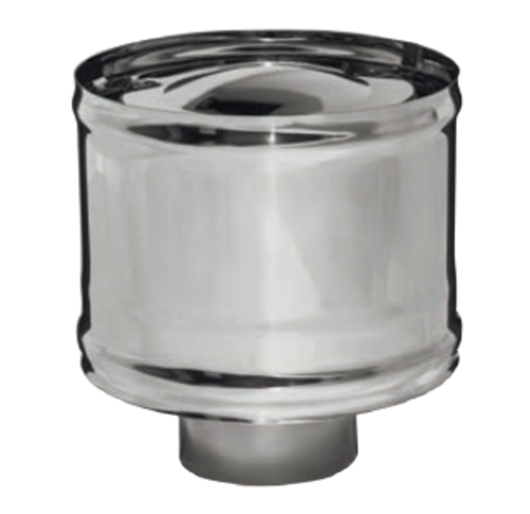 Зонт-К с ветрозащитой (430/0,5 мм) Ф120