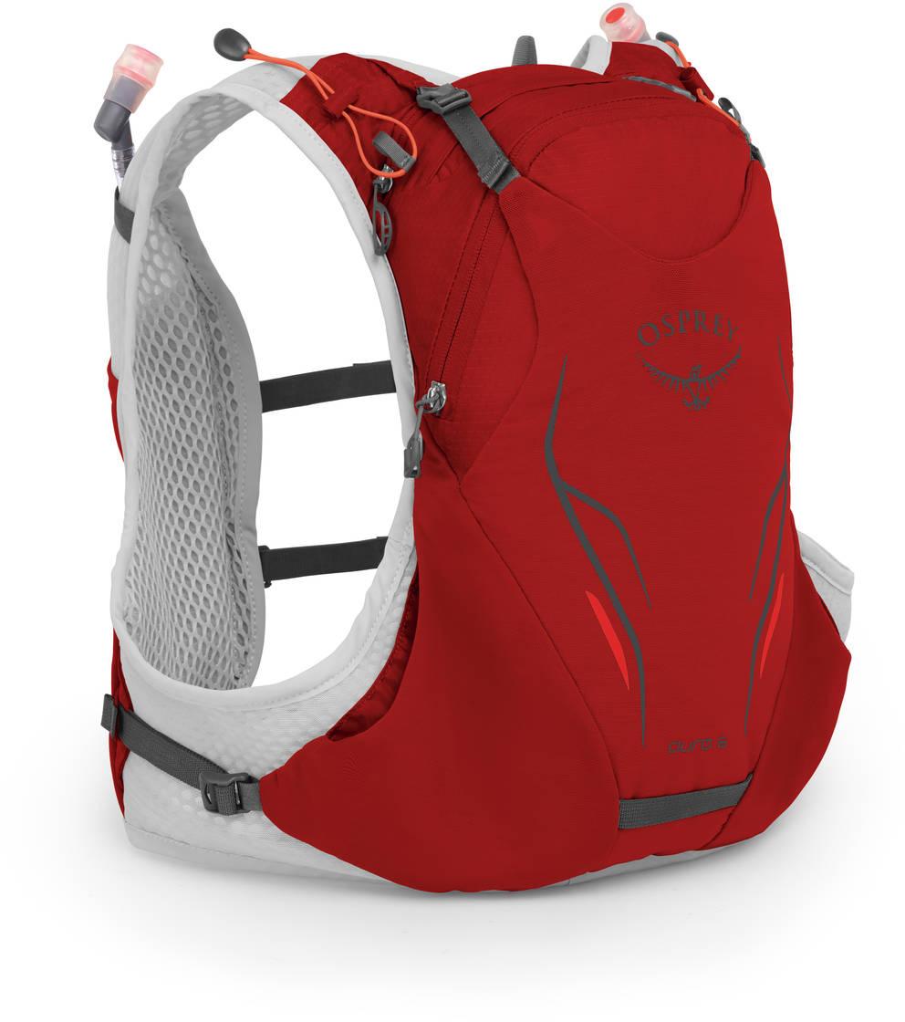 Рюкзаки для бега Рюкзак для бега Osprey Duro 6 Phoenix Red Duro_6_S19_Side_Phoenix_Red_web.jpg