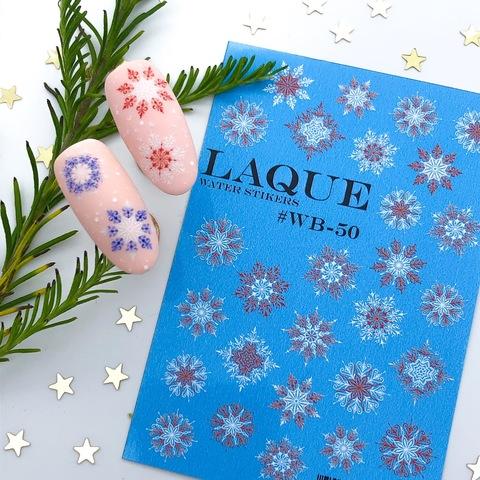 LAQUE Cлайдер дизайн #WB-50
