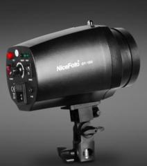 Импульсная студийная вспышка 180 Дж NiceFoto GY-180 SS