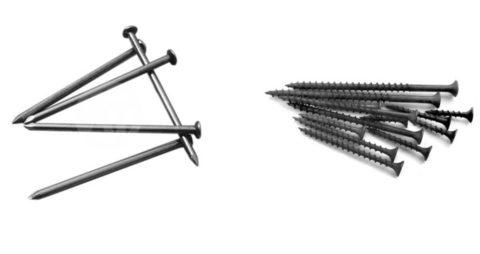 Саморезы частый шаг 4,8х90 (400шт./3,19кг.)