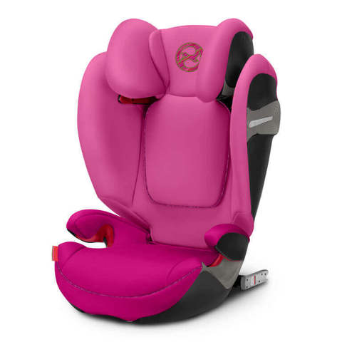 Автокресло Cybex Solution S-Fix Fancy Pink