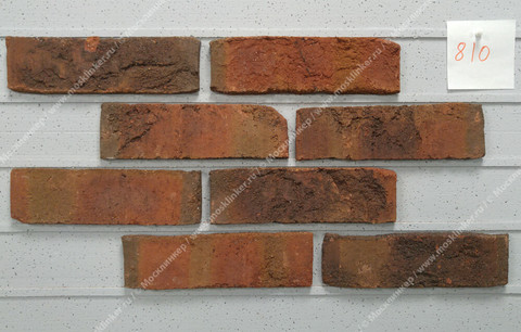 Roben - Formback, graphit bunt, NF14, 240x14x71 - Клинкерная плитка для фасада и внутренней отделки