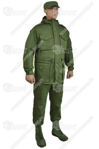 Камуфляжный костюм «Смок-М» Олива