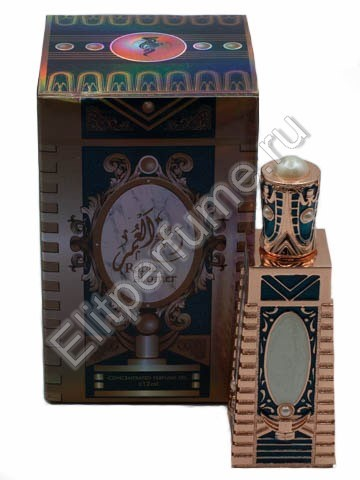 Rabie al Omer / Раби аль Омер 12 мл арабские масляные духи от Халис Khalis Perfumes