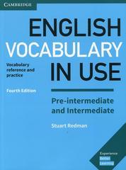 English Vocabulary in Use: Pre-intermediate and Intermediate