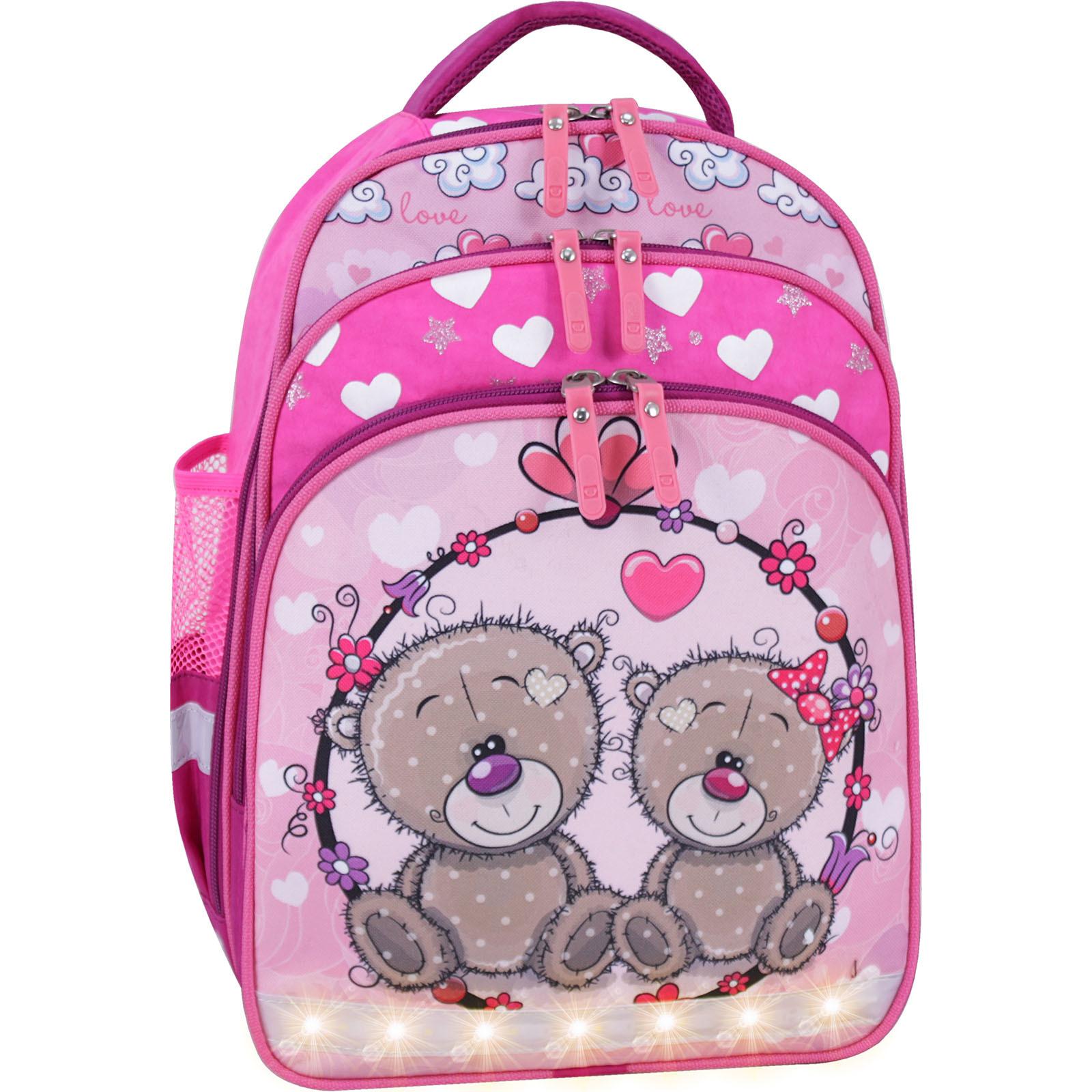 Для детей Рюкзак школьный Bagland Mouse 143 малиновый 686 (00513702) IMG_2396_суб.686_-1600.jpg
