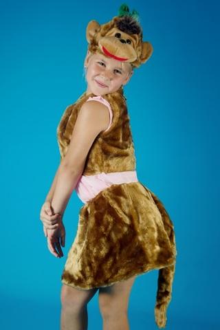 Карнавальный костюм Обезьянки 1