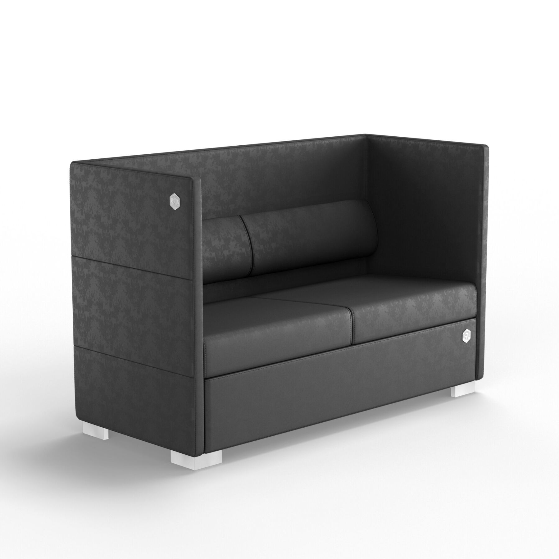 Двухместный диван KULIK SYSTEM CONFERENCE Антара 2