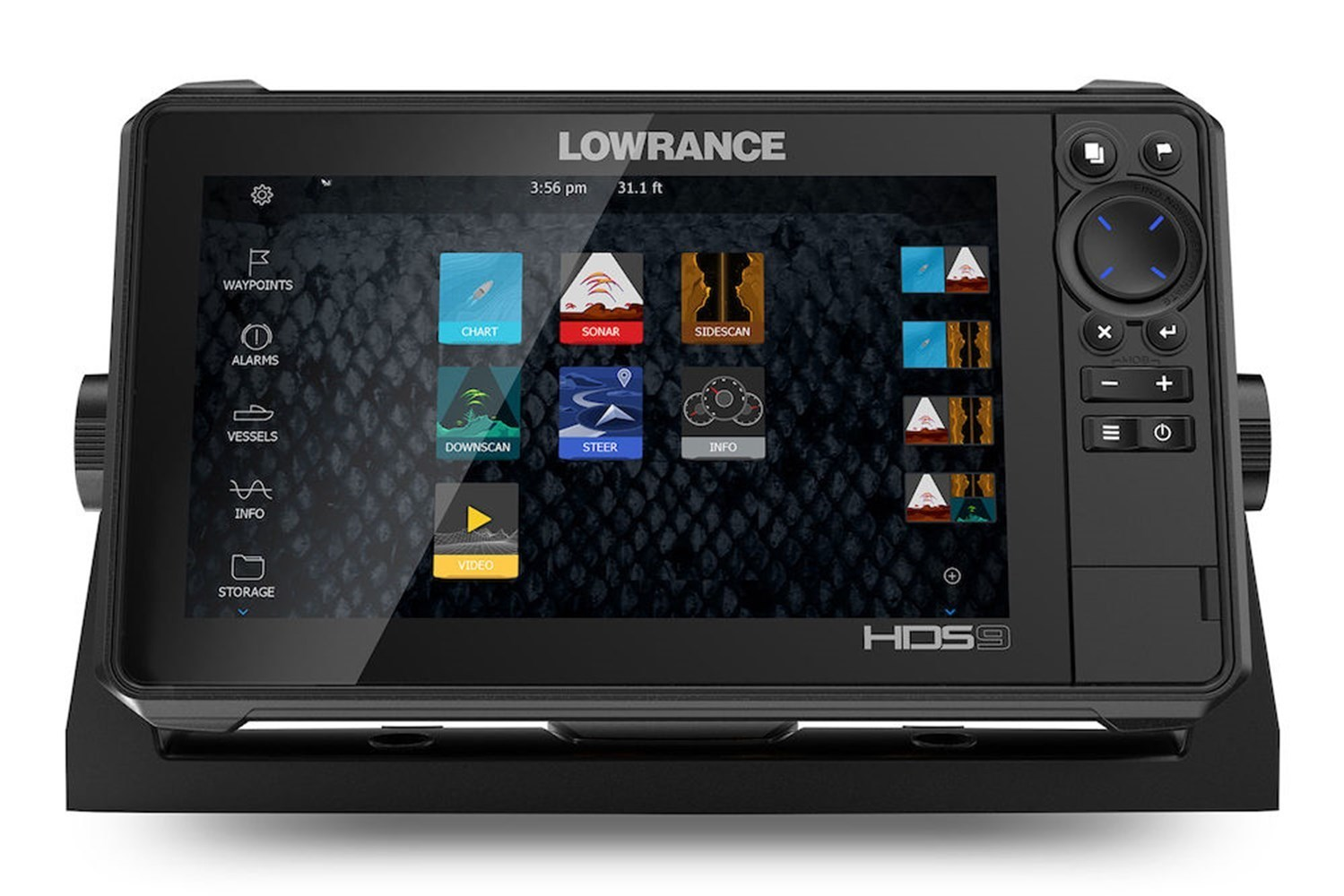 Эхолот-картплоттер Lowrance HDS-9 LIVE