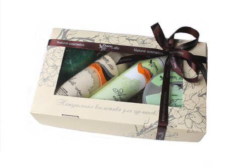 Подарочный набор №10 для лица АНТИ-АКНЕ, для проблемной кожи, ТМ Сhocolatte