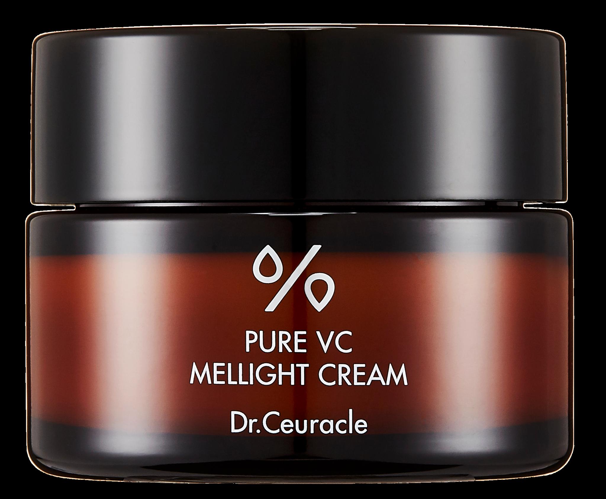 Крем с 10% Порошком Витамина С Dr.Ceuracle Pure VC Mellight Cream