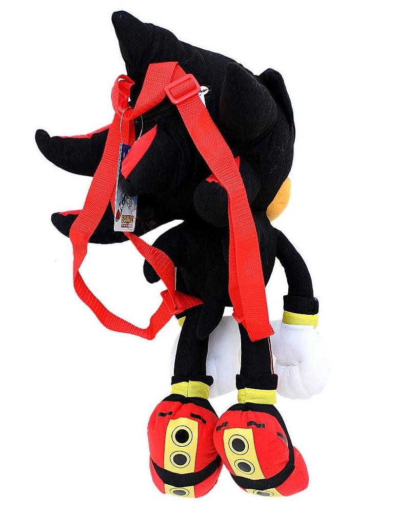 Игрушка рюкзак Ежик Шэдоу — Backpack Shadow