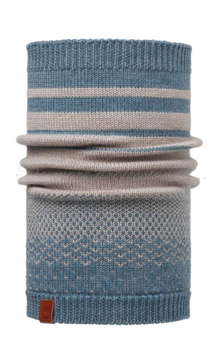 Вязаные шарфы Вязаный шарф-труба Buff Mawistone Blue Stone 5416-thickbox_default.jpg