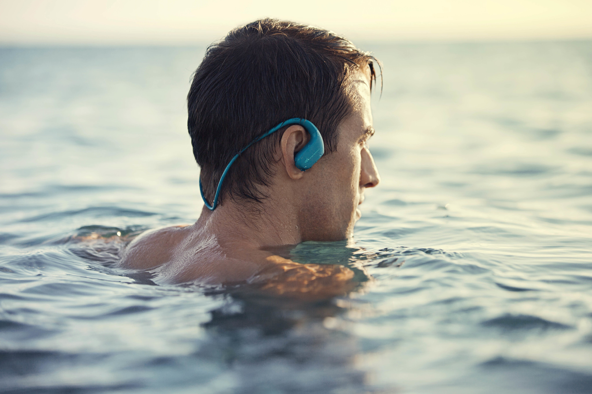 NW-WS414L MP3 плеер Sony Walkman, синий