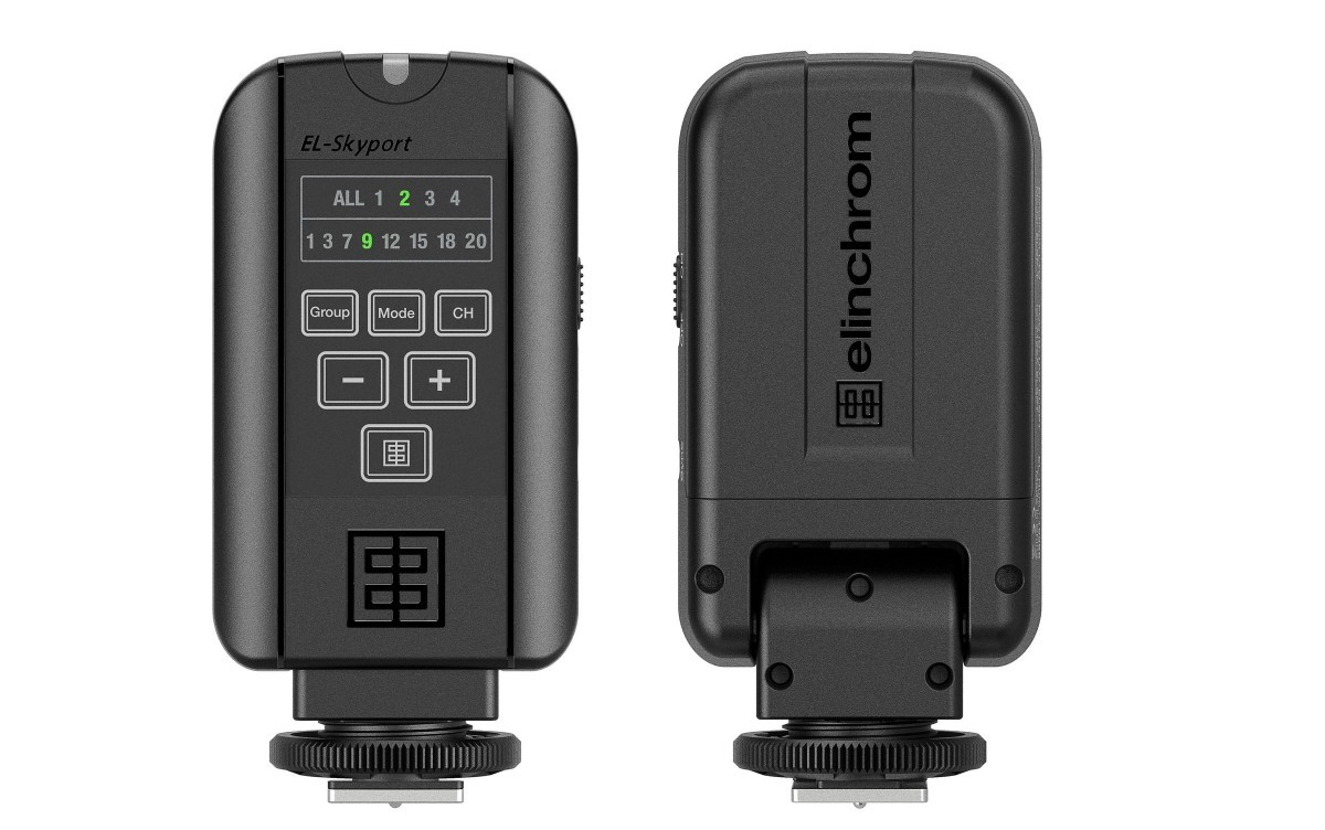 Elinchrom D-Lite RX 2 200/200 Umbrella Kit
