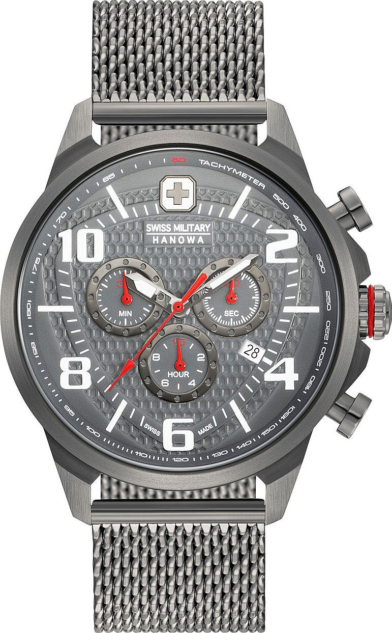 Часы мужские Swiss Military Hanowa 06-3328.30.009 Airman Chrono