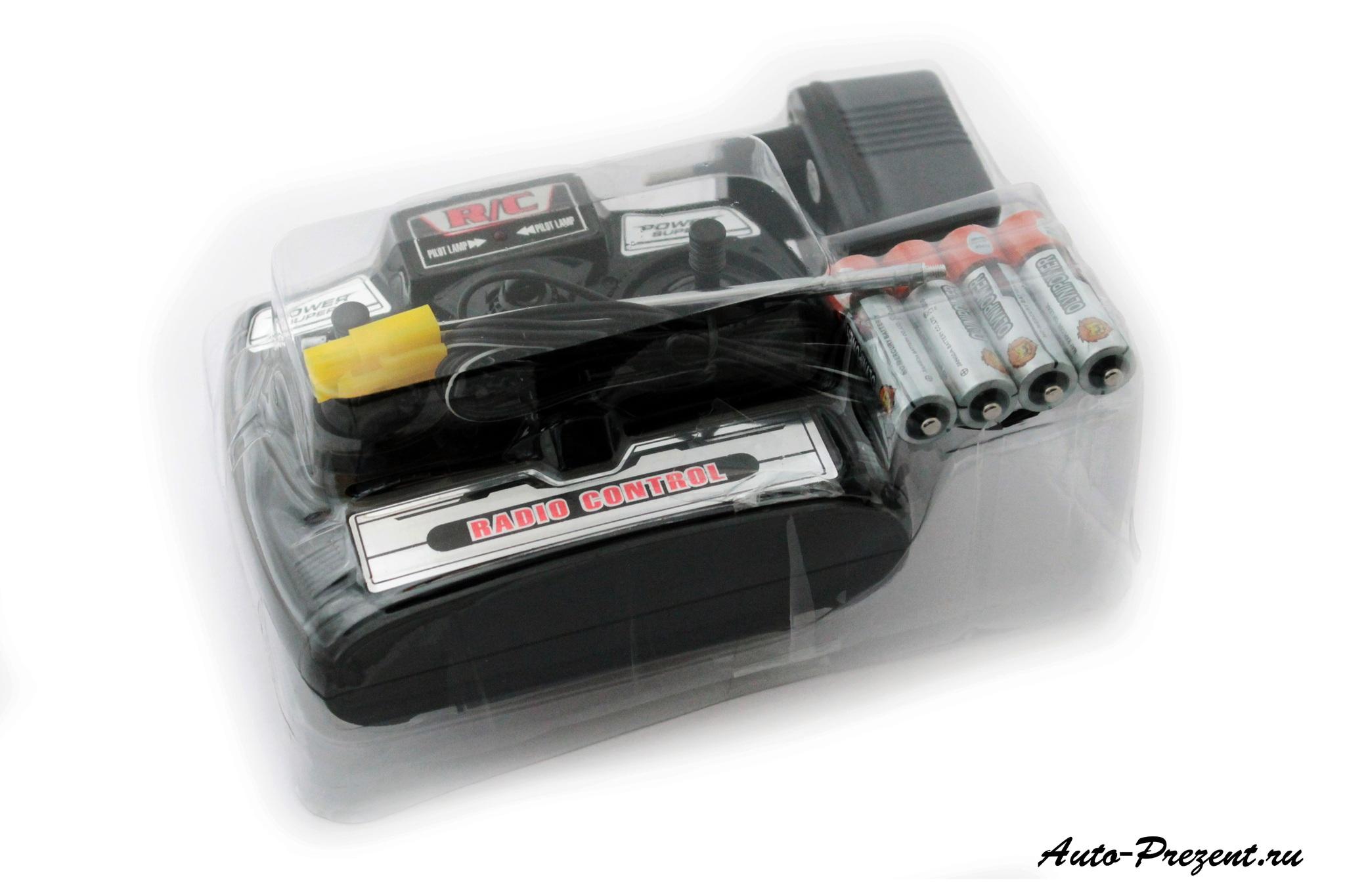 Машинка Porsche Panamera на радиоуправлении