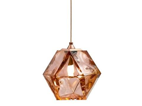 Подвесной светильник копия Welles by Gabriel Scott (янтарный)