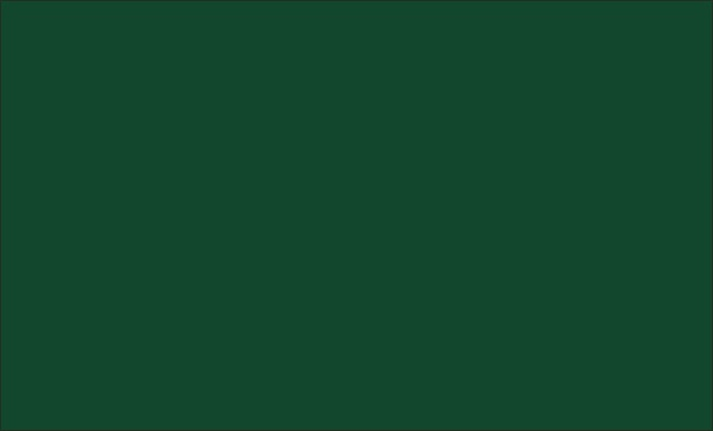 Гладкий лист (в пленке) 1,25 (0,45) 2,00м (Ral 6005(Зеленый мох))