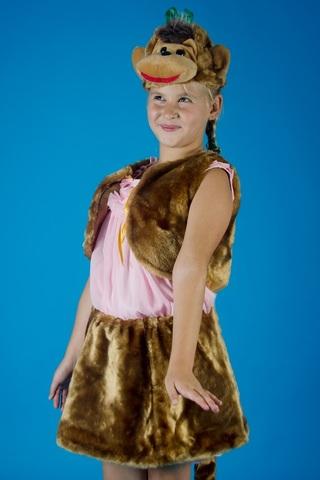 Карнавальный костюм Обезьянки 2