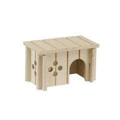Деревянный домик для мелких животных, Ferplast SIN 4641