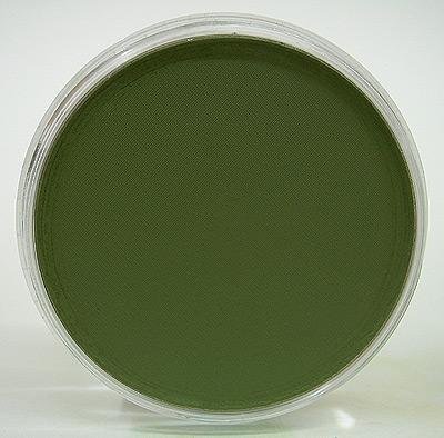 Ультрамягкая пастель PanPastel / Chrom Ox Green Shade