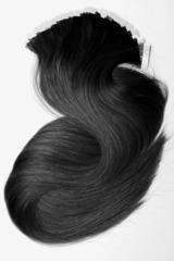 Наборы для ленточного наращивания цвет #1-натуральный черный-60 CM